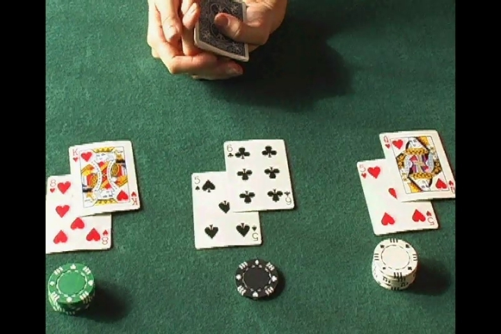 blackjack splits