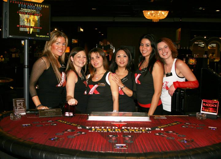 blackjack party pits