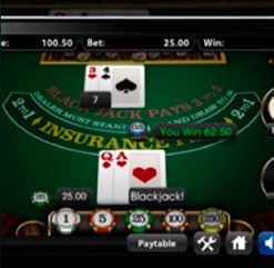 <b>Mobiel</b> Blackjack